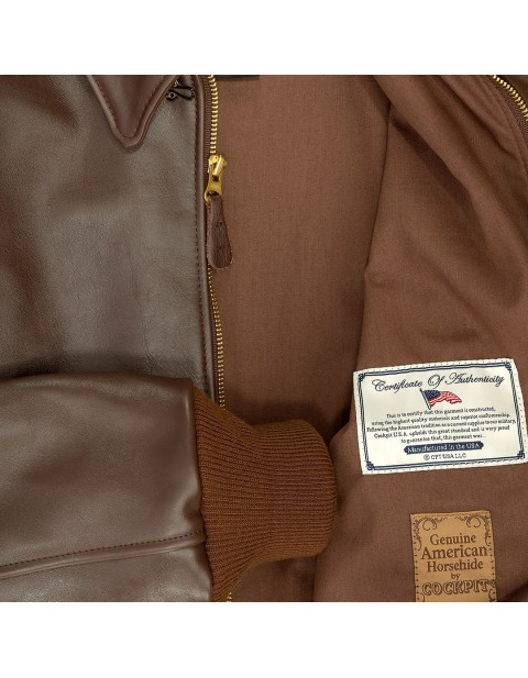 Куртка Пилот WWII Government Issue A-2 Jacket