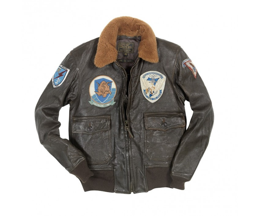 Куртка Пилот Classic Naval Aviator's Flight Jacket