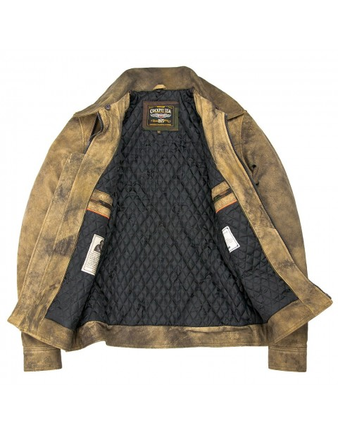 Куртка Пилот Tomahawk Motorcycle Jacket