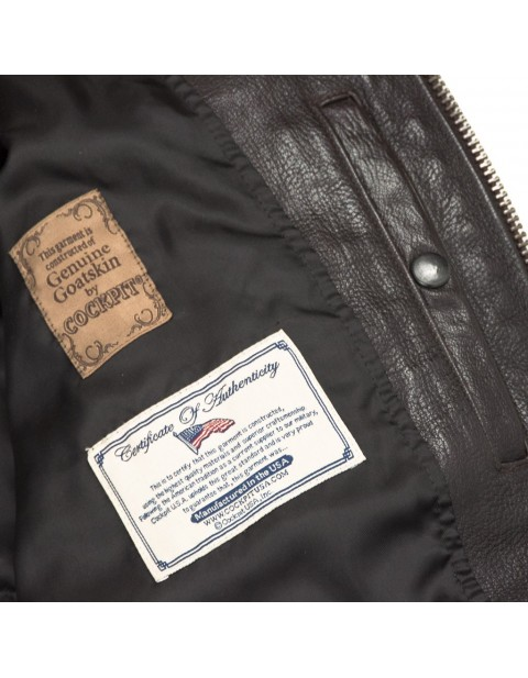"Куртка Пилот Classic Naval Aviator's ""100 Mission"" Flight Jacket (without patches)"