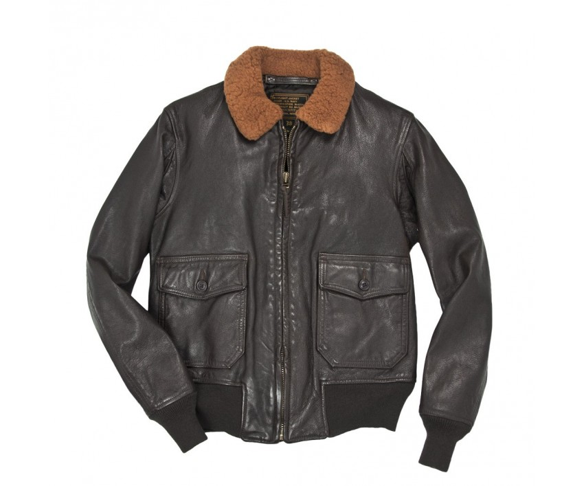 """Куртка Пилот Classic Naval Aviator's """"100 Mission"""" Flight Jacket (without patches)"""