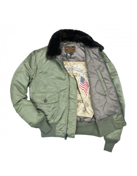 Куртка Пилот G-1 US Fighter Weapons Jacket