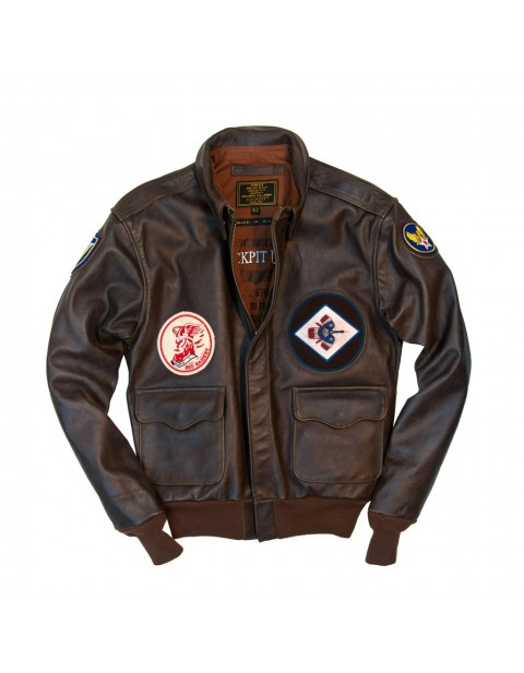 Куртка Пилот 40th Anniversary Red Raiders A-2 Jacket