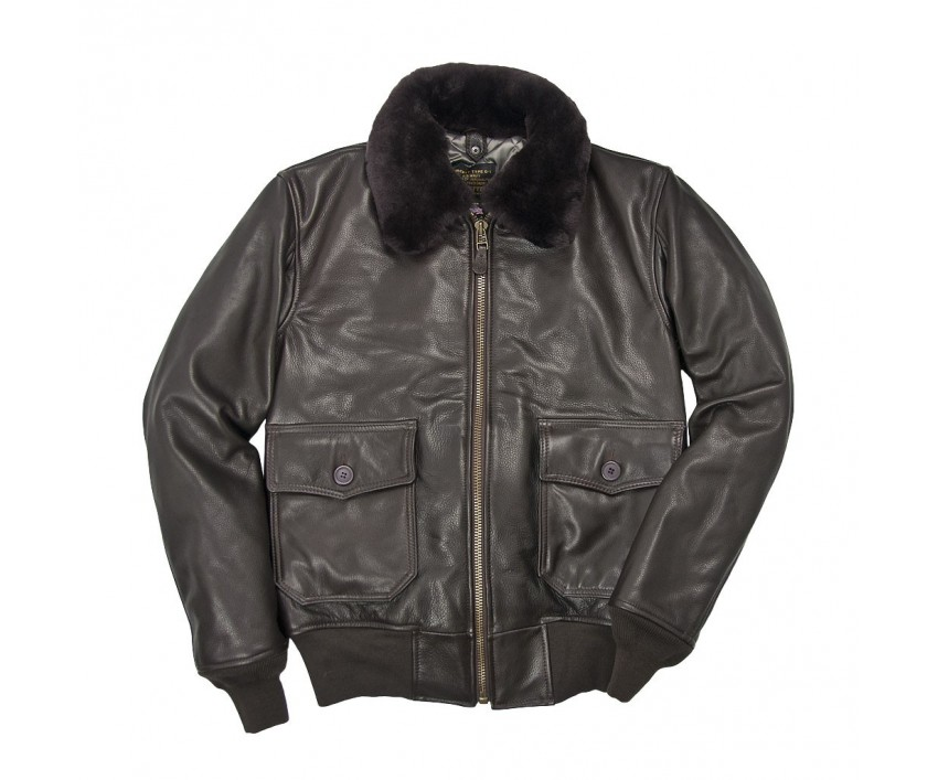 Куртка Пилот Cockpit G-1 Bomber Jacket