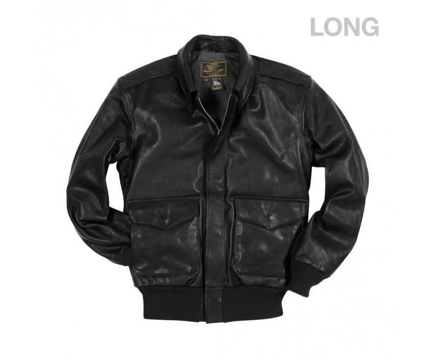 Куртка Пилот U.S.A.F. 21st. Century A-2 Jacket (Long)