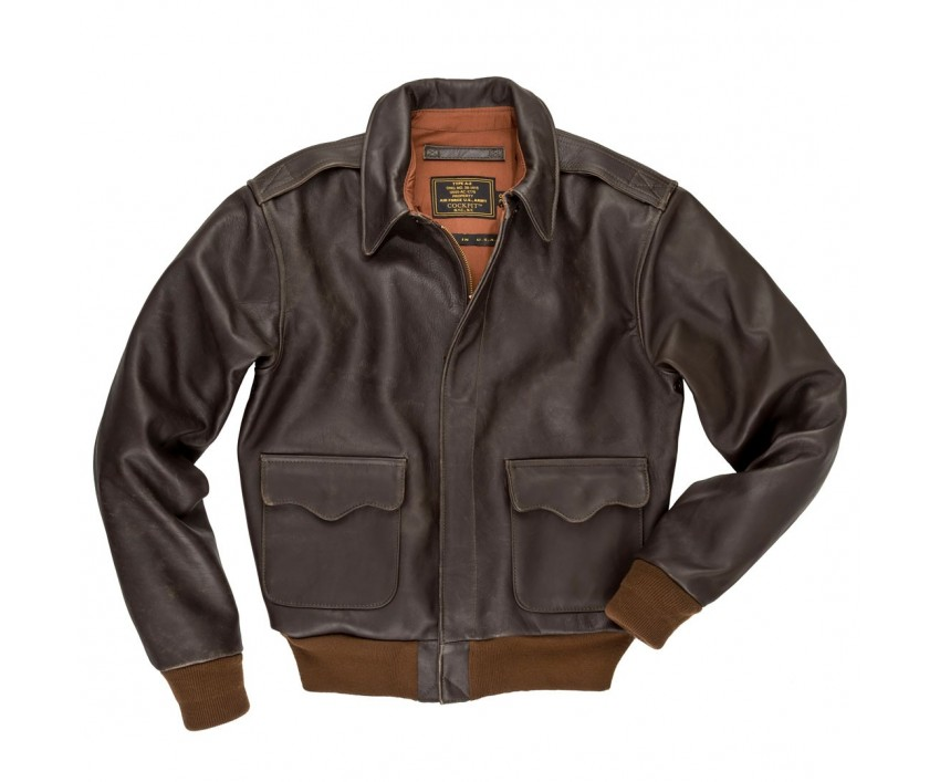 Куртка Пилот 40th Anniversary A-2 Flight Jacket