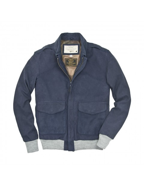 Куртка Пилот Air Race Suede A-2 Flight Jacket