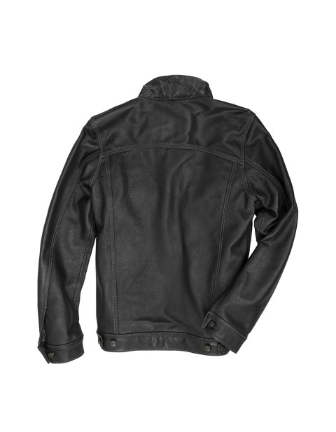 Куртка Пилот Calfskin Leather Jean Jacket
