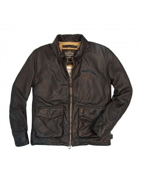 Куртка Пилот Division Commander's Leather Tanker Jacket