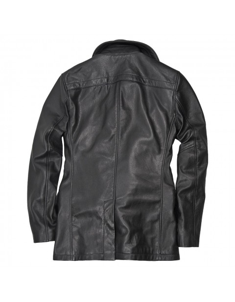 Куртка Пилот Vintage Leather Naval Officers Coat