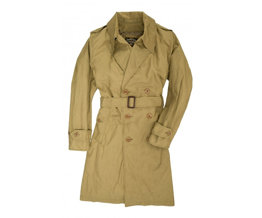 Куртка Пилот Casablanca Trench Coat No Fur