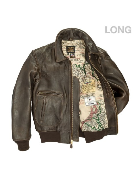 "Куртка Пилот The Classic ""Raider"" Jacket (Long)"