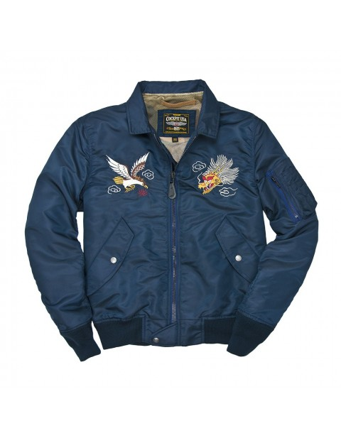 Куртка Пилот 7th Air Force Souvenir Jacket