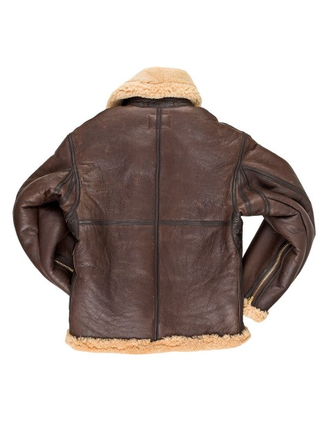 Куртка Пилот RAF Sheepskin Bomber Jacket