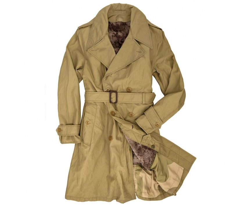 Куртка Пилот Casablanca Trench Coat With Fur