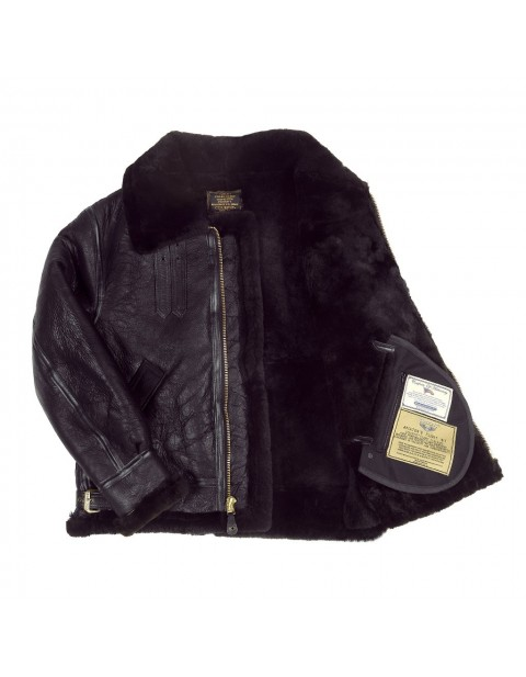 Куртка Пилот B-3 Authentic Sheepskin Jacket