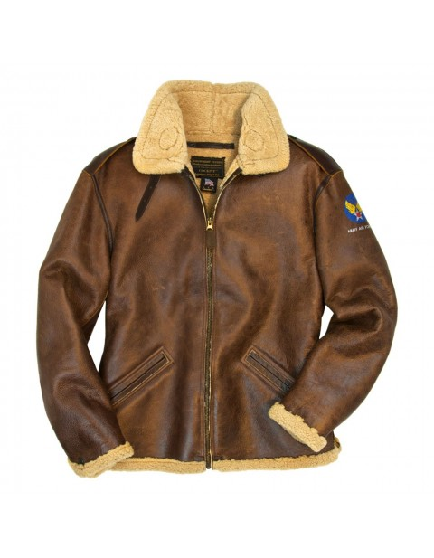 Куртка Пилот B-6 Shearling Bomber Jacket