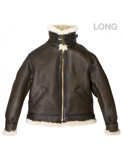 Куртка Пилот Genuine B-3 Bomber Jacket (Long)