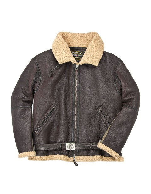 Куртка Пилот RAF Fighter Weight Sheepskin Bomber Jacket